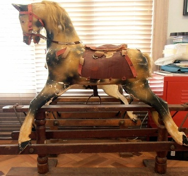 Roebuck Rocking Horse Rockinghorsefun Com